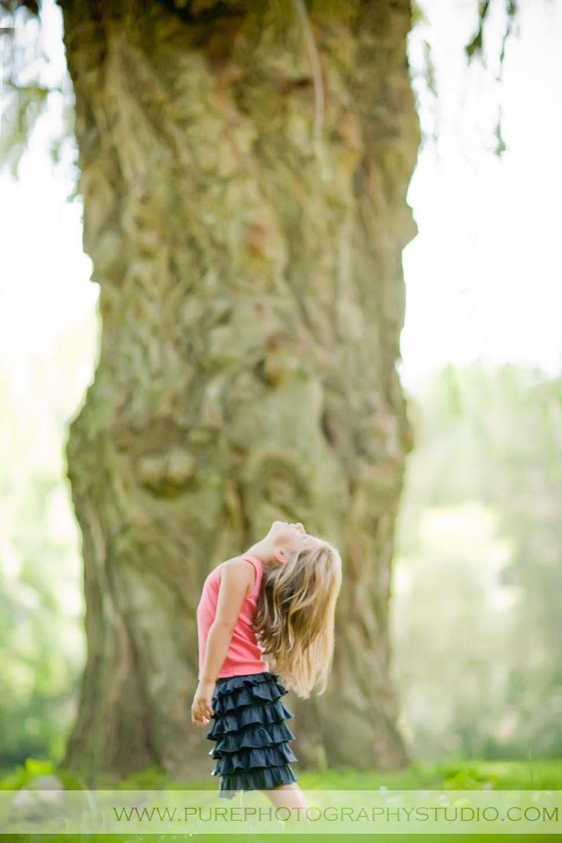 Pure photography studio child photographer